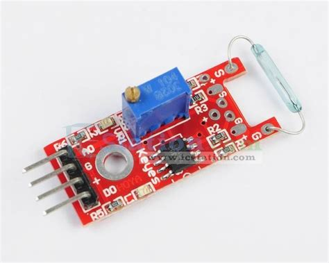 Ky 025 Reed Switch Magnetic Sensor Module For Arduino Avr Pic Baru ky 025 reed module magnetic reed module for arduino avr pic http www icstation product