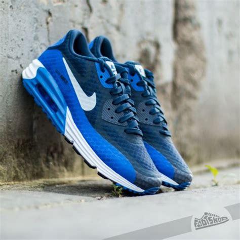Sepatu Nike Air Max 90 Navyblackwhite nike air max lunar 90 br royal navy black white footshop
