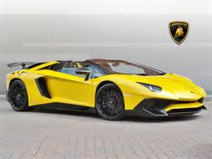 Lamborghini Sales Uk Uk Dealer Has Lamborghini Aventador Sv Quadruplet