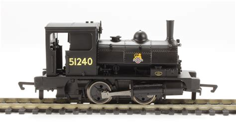 hornby pug hattons co uk hornby r3024 ln 0f pug class 0 4 0st 51240 in br black with early