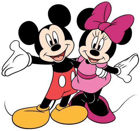 Mickey Minie mickey minnie clipart