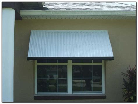 Awning Kits by Aluminum Patio Awning Kits Patios Home Decorating