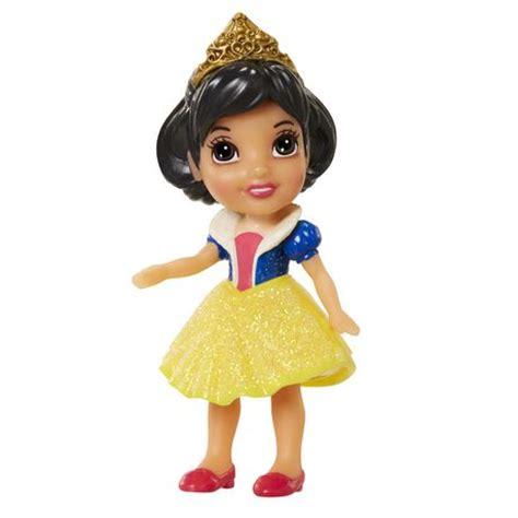 Mini Be Disney White disney princess mini toddler figurine doll snow white