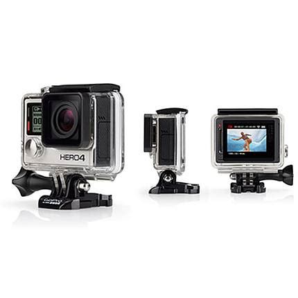 used gopro gopro hero4 silver used excellent used gopro at