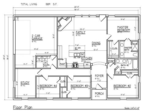 building floor plan fan s metal building home in edom 10 pictures