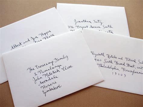 addressing wedding invitation envelopes wonderful snail mail mail letters