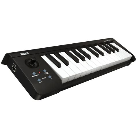 Keyboard Korg korg microkey 25 key usb midi keyboard at gear4music