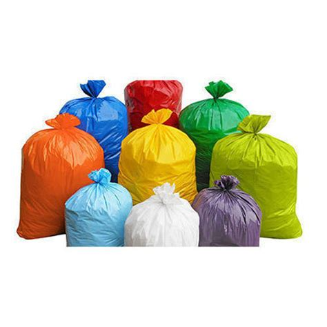 colored trash bags plastic plain colored garbage bags rs 120 kilogram ztaf