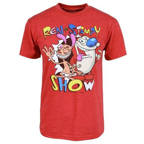 T Shirts For And Mens Ren And Stimpy T Shirt