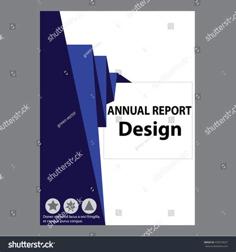 annual report design brief template report cover page template purple best free home