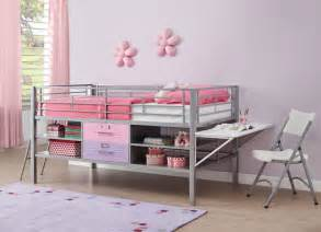 Loft Bed No Desk Loft Beds For With Desk For A Price You Can Afford