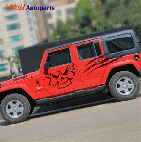 jeep jk sticker popular jeep wrangler sticker buy cheap jeep wrangler