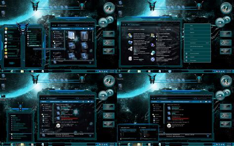 themes for windows 7 custom glass aqua windows 7 themes by customizewin7 on deviantart