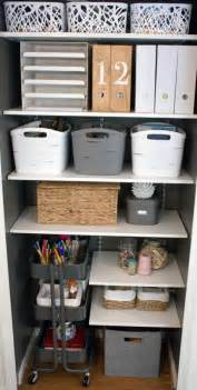 organize office closet iheart organizing reader space the storage