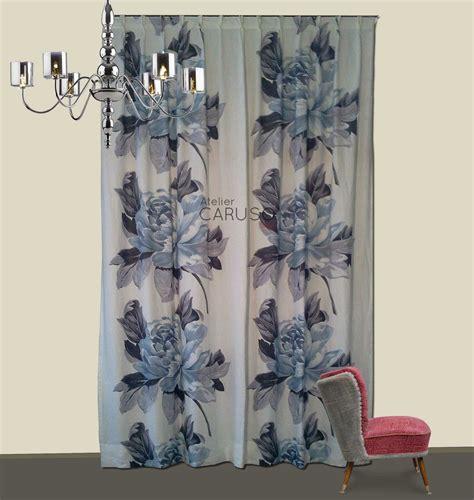 tendaggi in lino tende in lino atelier tessuti arredamento tende tendaggi