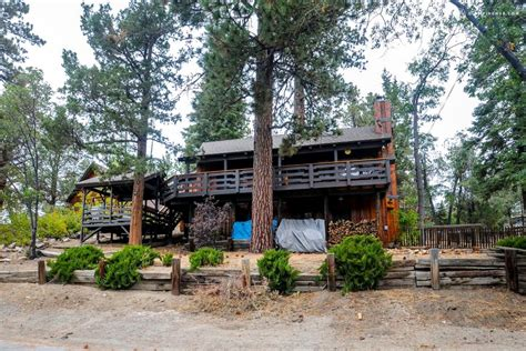 Cabin Rentals In California by Vacation Rental In Big San Bernardino