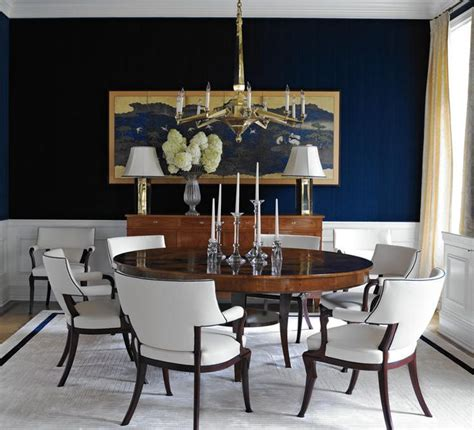 navy blue dining room 17 best images about dining room on pinterest paint