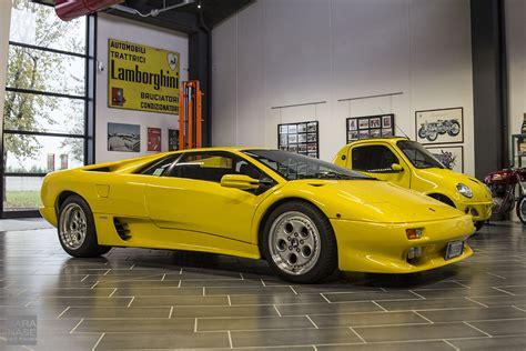 Lamborghini Location Museo Ferruccio Lamborghini New Location New Cars