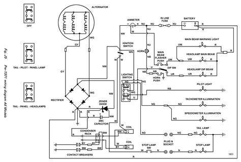 1974 norton commando wiring diagram alfa romeo gt wiring