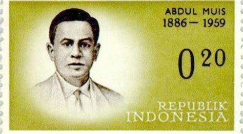 Dr Cipto Mangunkusumo Pahlawan Pergerakan Nasional abdul muis sastrawan yang jadi pahlawan nasional pertama news liputan6