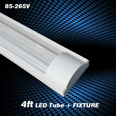 4ft fluorescent light covers 4ft 20w explosion proof led lights stripe cover