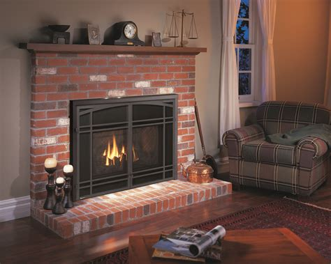 Wood In Gas Fireplace by High Efficiency Fireplace Wood Gas Chimney Doctors
