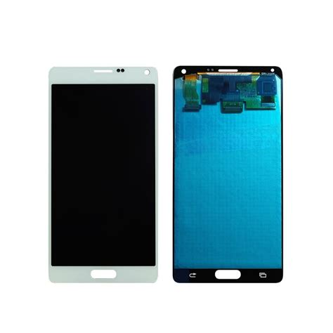 Lcd Note 4 for note 4 all models lcd with digitizer no logo white wirefree mobile inc