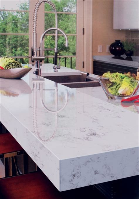 Engineered Granite Countertop by Countertop Comparison Vs Engineered