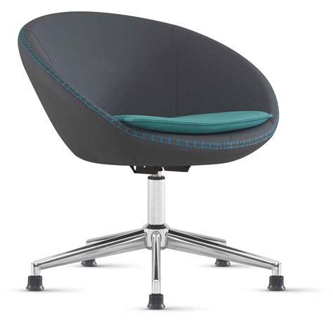 drehstuhl ohne rollen designer besucherstuhl drehstuhl ohne rollen schwarz mit