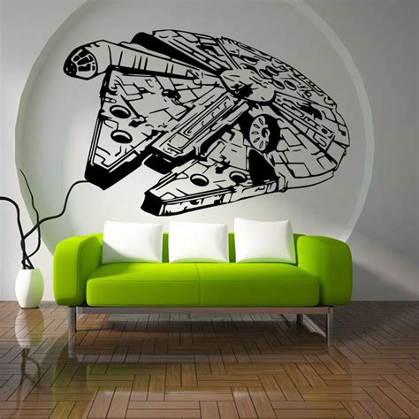 gamer home decor wall art design star wars wall sticker decal home decor