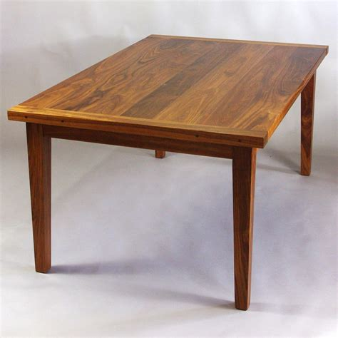 Walnut Dining Tables Black Walnut Dining Table Rugged Cross Woodworking