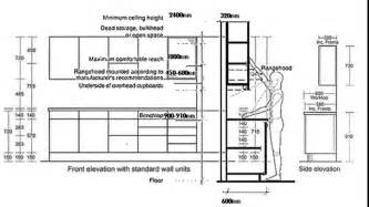 standard kitchen cabinet sizes chart readingworks