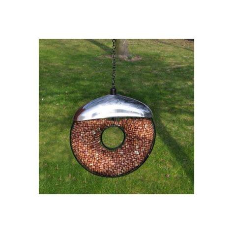 deluxe donut bird nut feeder by garden selections