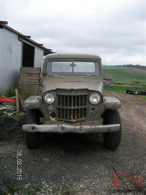 Willys Jeeps For Sale In Sa Willys Jeep Truck In Sa