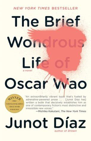 the brief wondrous life 0571239730 10 books with well developed complex afro latino characters