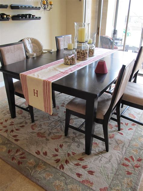 rug kitchen table for the home