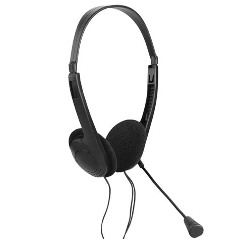 Special Promo Headset Earphone With Mic For Termur best ovleng ov l900mv 3 5mm stereo headset with microphone mic black sale shopping