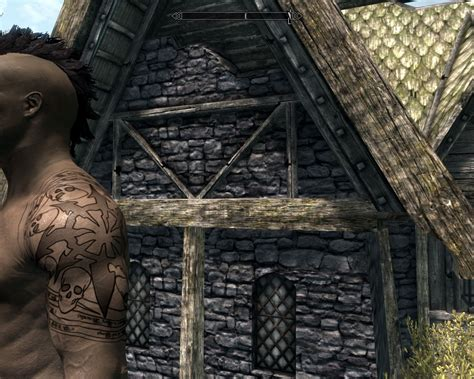 skyrim tattoo mod pandur mod for malebodys at skyrim nexus mods and