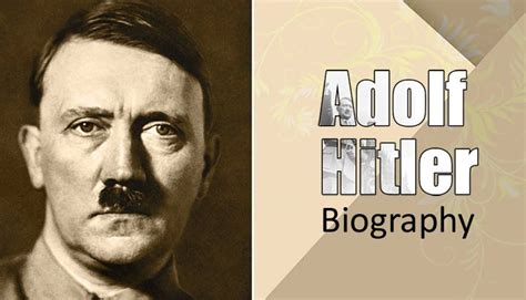 biography of adolf hitler s life adolf hitler biography short biography for kids mocomi