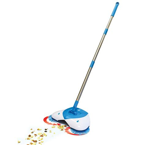 Period Bathroom Ideas hurricane spin broom the light and easy push powered