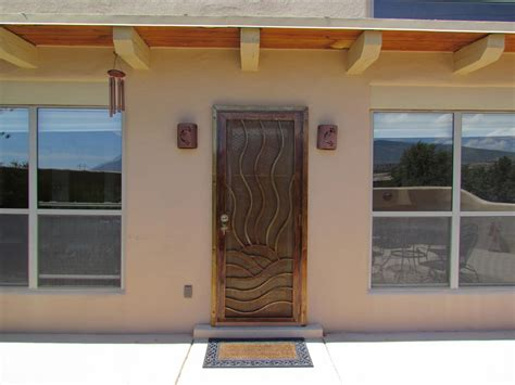 security screen doors albuquerque custom gates by jose