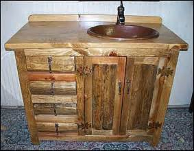 rustic bathroom vanity sink optimizing home decor ideas