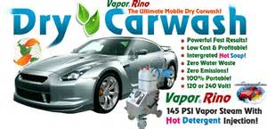 Steam Cleaner Upholstery Rental Vapor Rino Dry Car Wash 145 Psi Steam System Dry Car