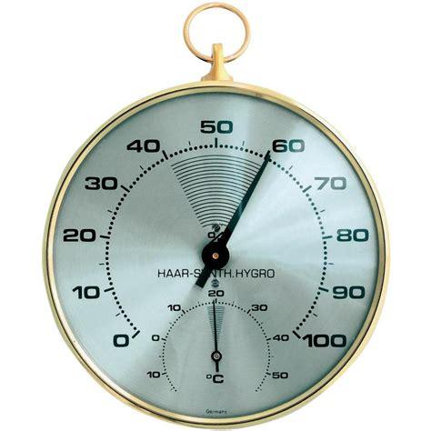 Termometer Analog tfa 45 2007 analogue thermometer hygrometer from conrad