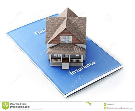 house sitting insurance home insurance concept stock illustration image 66430826