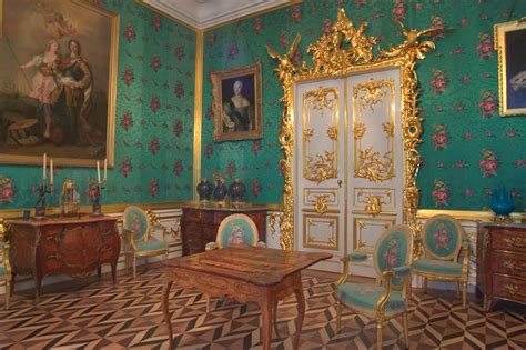 Pete City Living Room Extension Of Peterhof Grand Palace 1720 St Petersburg