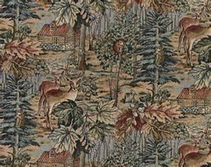 items similar to beautiful wildlife upholstery fabric 1