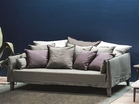 up sofa 4 seater sofa with removable cover up 16 by gervasoni