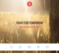 drupal 404 template 1000 images about 18 of the best parallax drupal themes