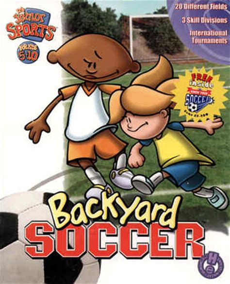 backyard soccer free download backyard soccer mls edition free download 28 images